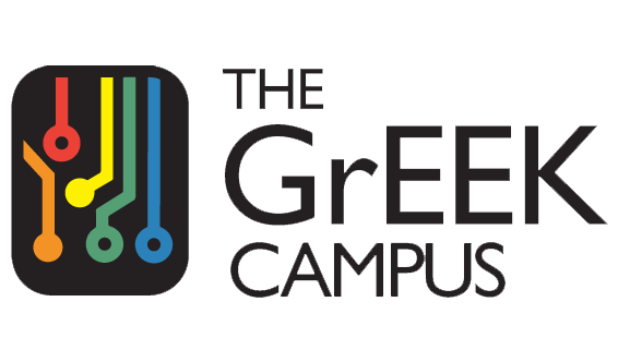 The Greek Campus Logo